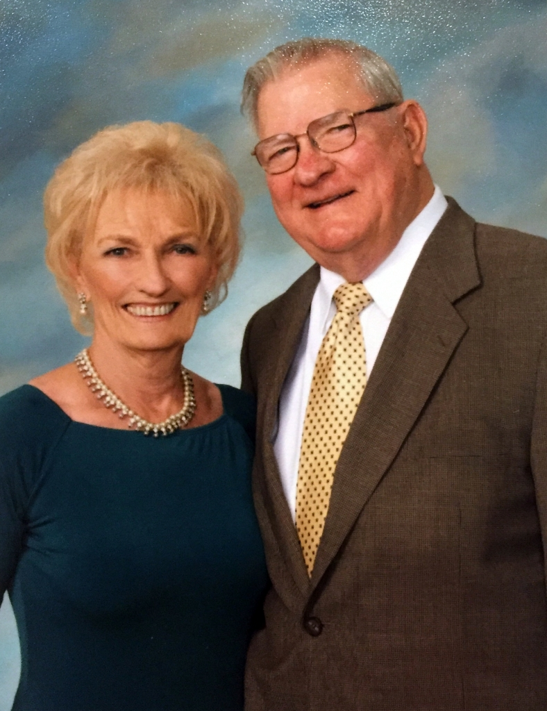 Alice and Gerald Sutherland were married for nearly 60 years and are appreciative of the health care provided by CHRISTUS Spohn.