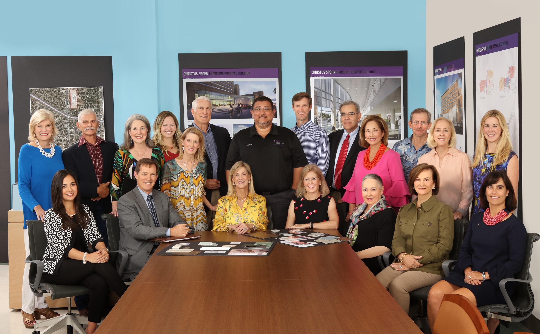 2019 CHRISTUS Spohn Foundation Board of Directors